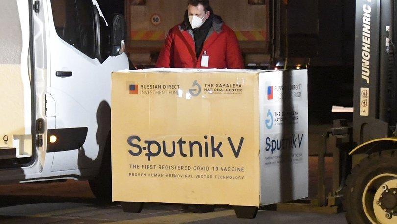 Rusya, Sputnik V aşısının ilk sevkiyatını Suriye'ye gönderdi