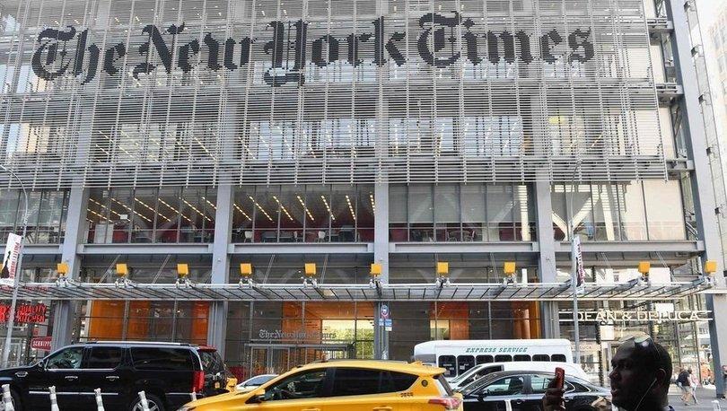 Trump yönetiminin New York Times'ın 4 muhabirinin telefon kayıtlarına gizlice el koyduğu ortaya çıktı