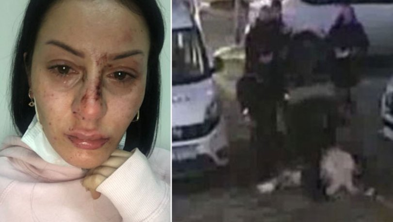 POLİS ŞİDDETİ! Son dakika: Kadını döven polisle ilgili flaş gelişme! - VİDEO HABER