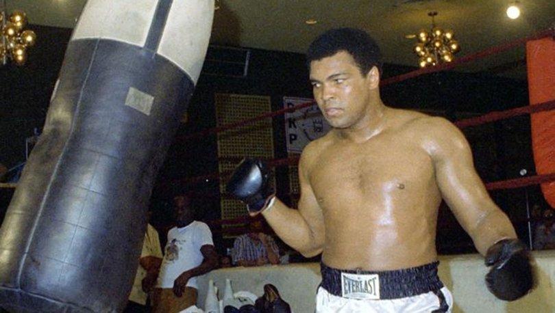 Irkçılık ve ayrımcılıkla mücadelenin sembolü: Muhammed Ali