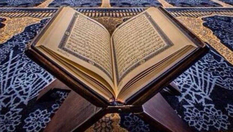 Nuh Suresi Arapça okunuşu ve Diyanet Türkçe meali - Nuh Suresi okunuşu!