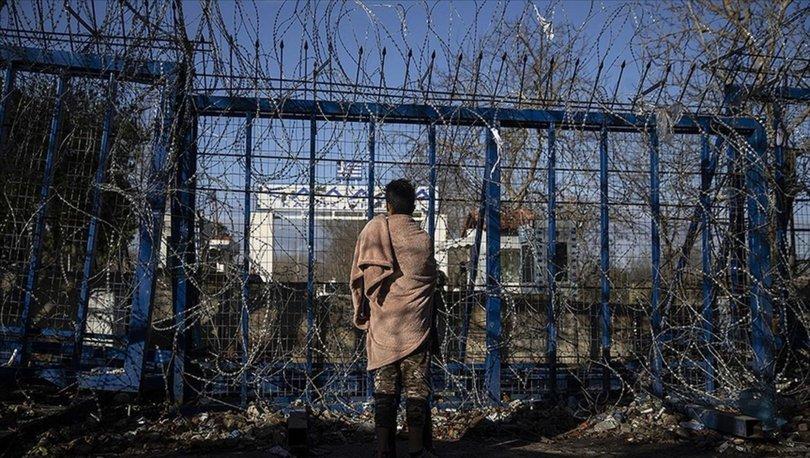 SON DAKİKA: AB, Yunanistan'dan Türkiye sınırındaki