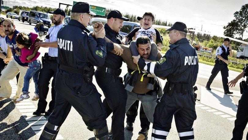 Danimarka sığınmacıları Avrupa dışına gönderecek yasayı çıkardı!