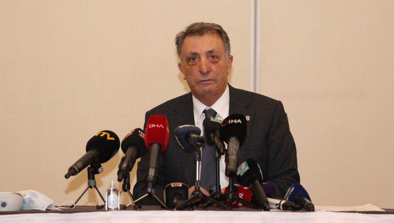 Kritik toplantı sonrası Ahmet Nur Çebi'den açıklamalar