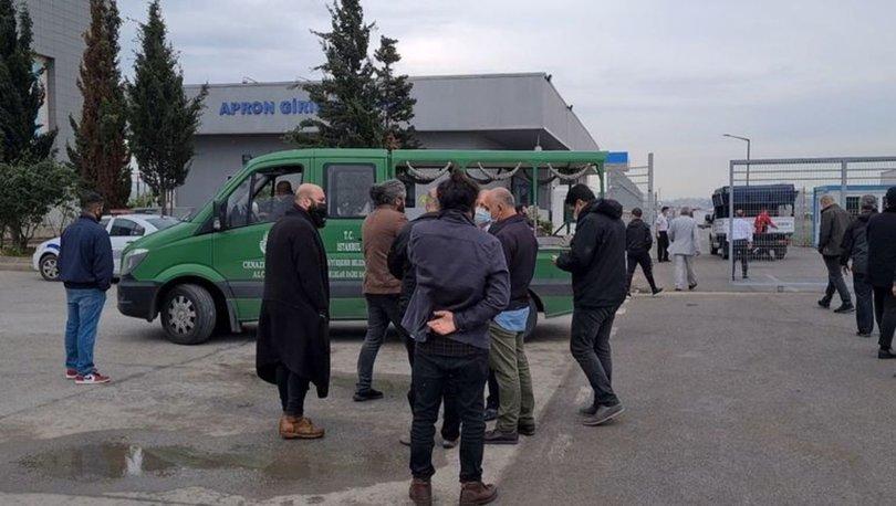 Hasan Saltık'ın cenazesi İstanbul'a getirildi! Son dakika haberleri