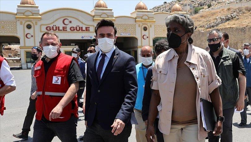 ABD'den Suriye açıklaması: Kapatılan kapıların açılması için çalışacağız - Son dakika haberleri