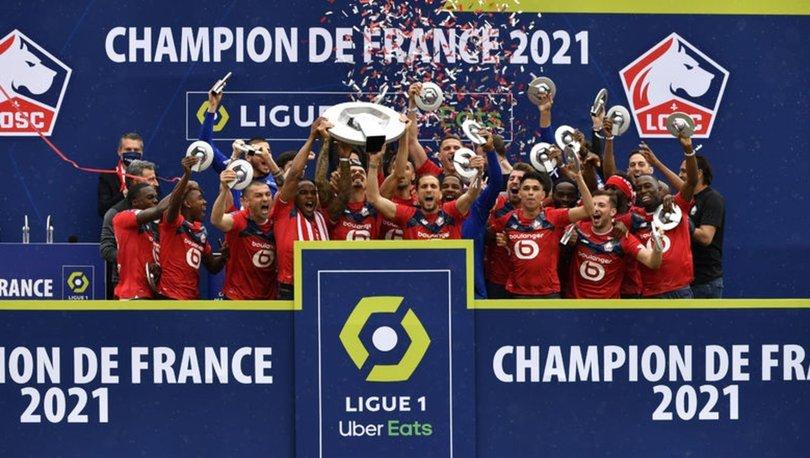 Fransa Ligue 1deki takım sayısı 18e düşürülecek