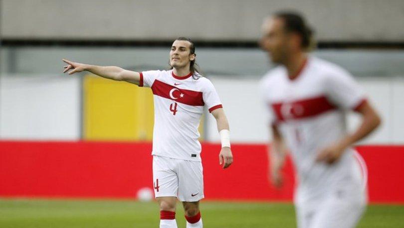 Çağlar Söyüncü: İtalya maçı daha farklı olacak