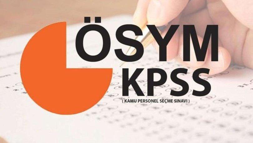 KPSS başvuru tarihi 2021: KPSS başvuru ücreti ne kadar? İşte başvuru kılavuzu! KPSS başvuru yap!