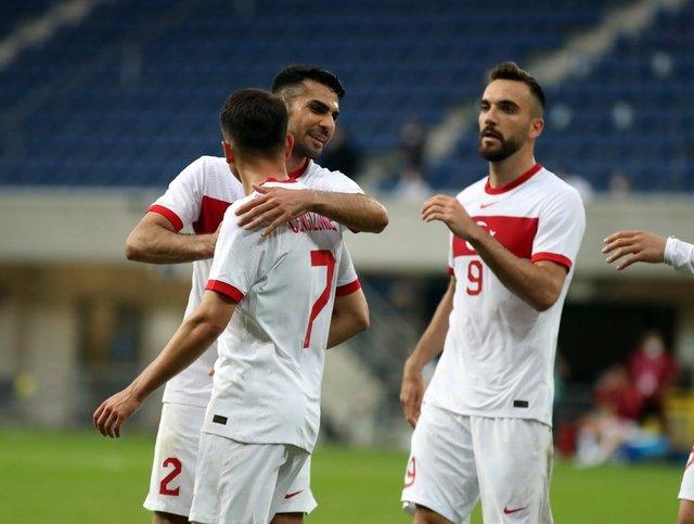 A VE B PLANLARI! Türkiye - Moldova maçı son dakika yazar yorumları