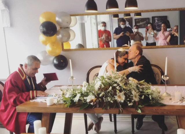SON DAKİKA! Burak Sergen ile Nihan Ünsal evlendi! O yorumlarla ilgili yasal süreç! - Magazin haberleri