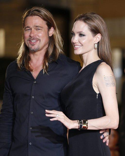 """Angelina Jolie, Brad Pitt'i asla affetmeyecek!"" - Magazin haberleri"