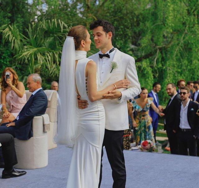 Son dakika: Orkun Işıtmak ile Merve Yorgancılar evlendi - Magazin haberleri