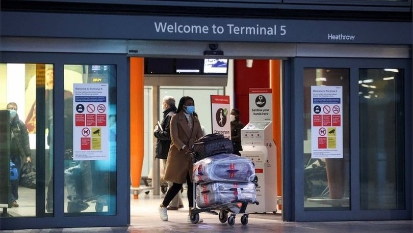 İngiltere hükümetinin seyahat kısıtlamalarını hafifletmemesine turizm sektörü tepkili
