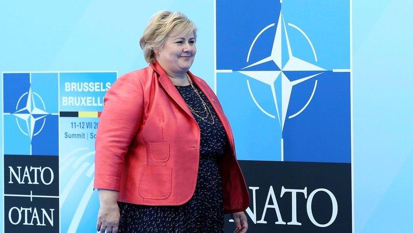 Erna Solberg: ''Yakın dostlar ve müttefikler hakkında casusluk yapmak kabul edilemez.''