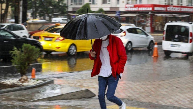 Karadeniz ve Akdeniz için yağmur uyarısı
