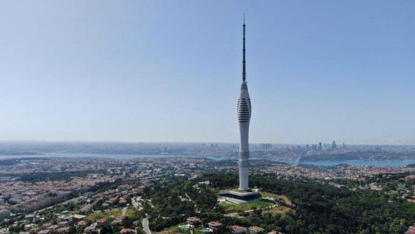 Çamlıca Kulesi ziyarete açıldı! Çamlıca Kulesi giriş ücreti ne kadar, ziyaret saatleri ne?