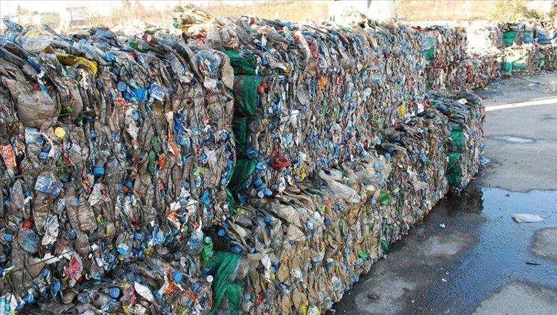 Plastik ambalaj atıklarının Türkiye'ye girişi tamamen durduruluyor