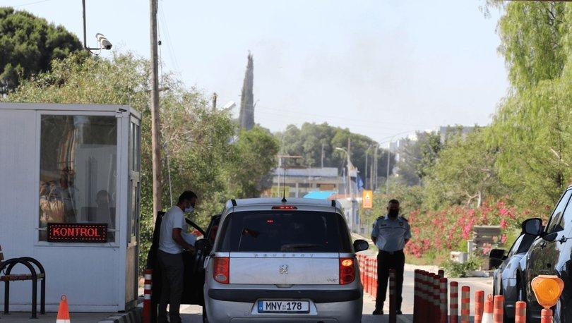 Kıbrıs'ta salgın nedeniyle kapalı kalan 9 sınır kapısı tekrar açıldı