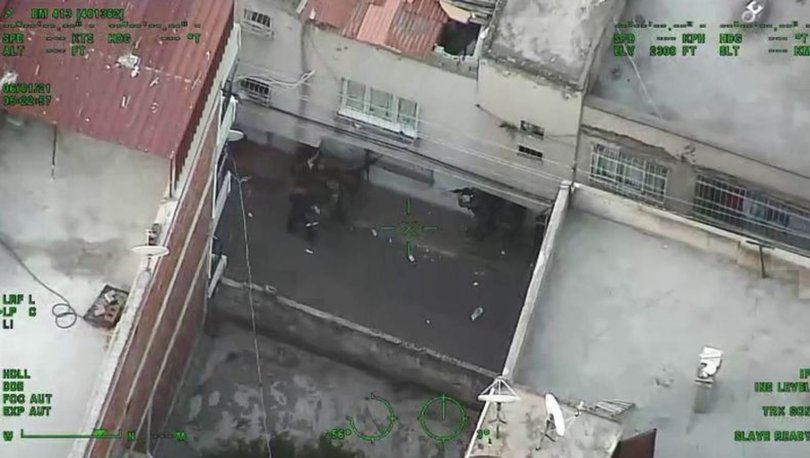 SUÇ ÖRGÜTÜ! Son dakika: Cezaevinden yönetmiş! Hava destekli operasyon - Haberler