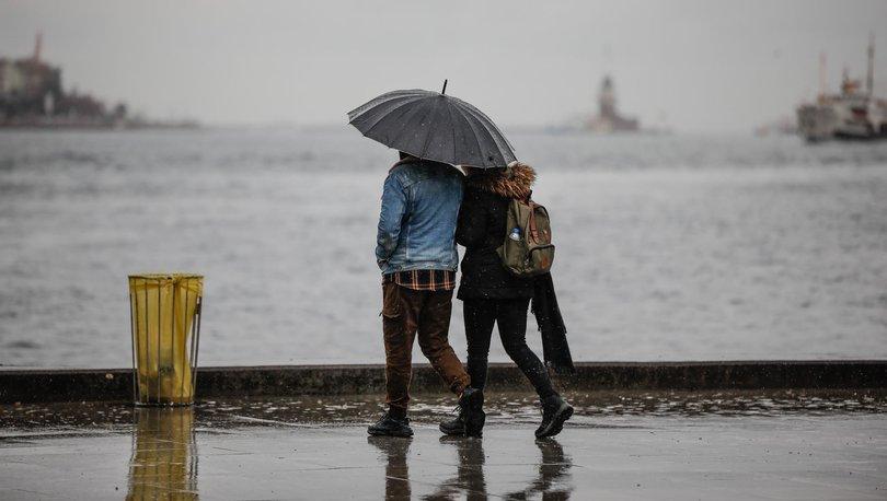 Meteoroloji'den 3 bölge için uyarı - Haberler