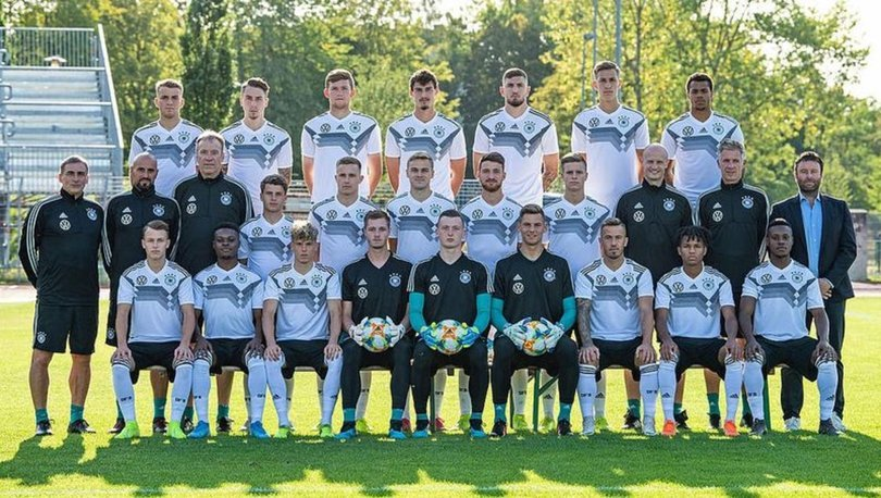 Salih Özcan'lı Almanya U21 Takımı, Avrupa Şampiyonası'nda finalde