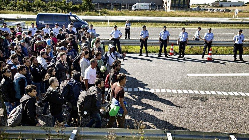 Danimarka'nın sığınma talep edenleri sınır dışı etme kararına tepki