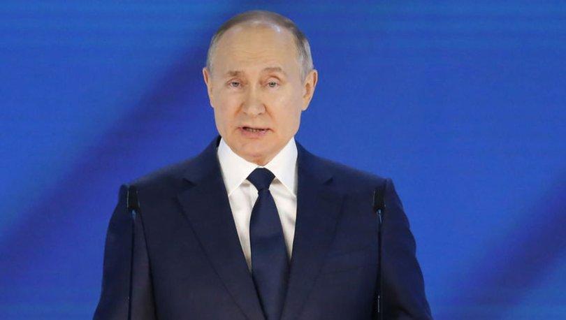SON DAKİKA: Rusya Devlet Başkanı Putin'den aşı siyaseti tepkisi! - Haberler