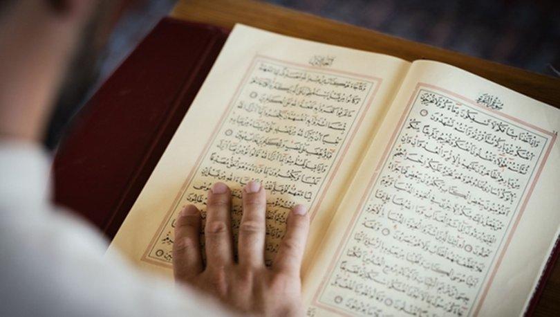 Duhan Suresi Türkçe ve Arapça okunuşu! Duhan Suresi anlamı ve fazileti nedir?