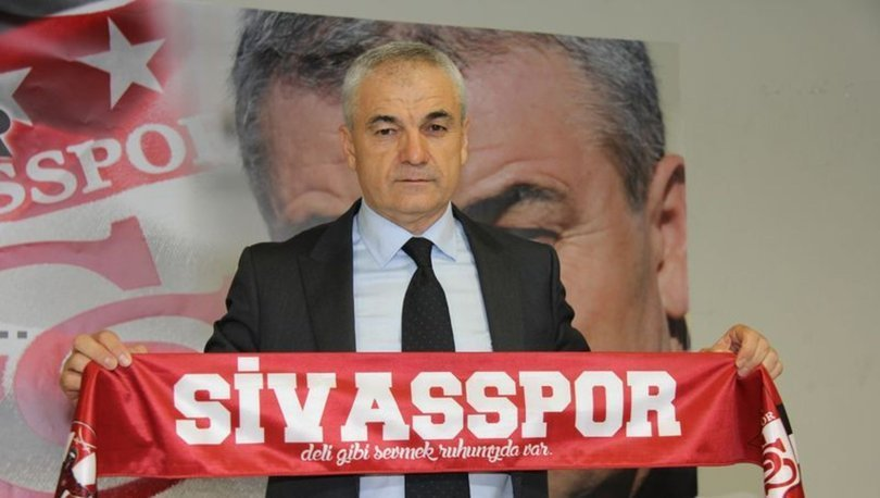Sivasspor, Rıza Çalımbay ile yarın sözleşme imzalayacak