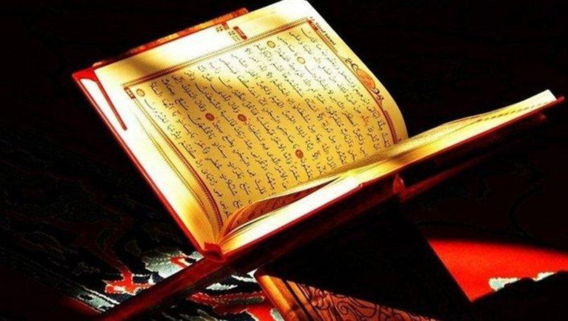 Zuhruf Suresi oku! Zuhruf Suresi meali ve anlamı: Zuhruf Suresi Arapça ve Türkçe okunuşu
