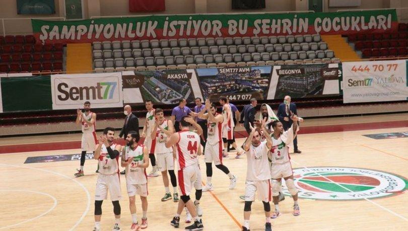 Finalin adı Samsunspor - Semt77 Yalovaspor