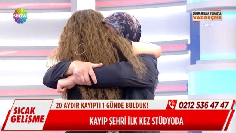 İki yıldır kayıptı, Didem Arslan Yılmaz ve ekibi bir günde buldu