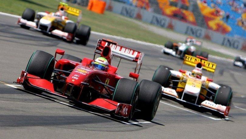 Formula 1 Azerbaycan GP ne zaman, saat kaçta? Formula 1 Azerbaycan Grand Prix hangi kanalda CANLI yayınlanacak