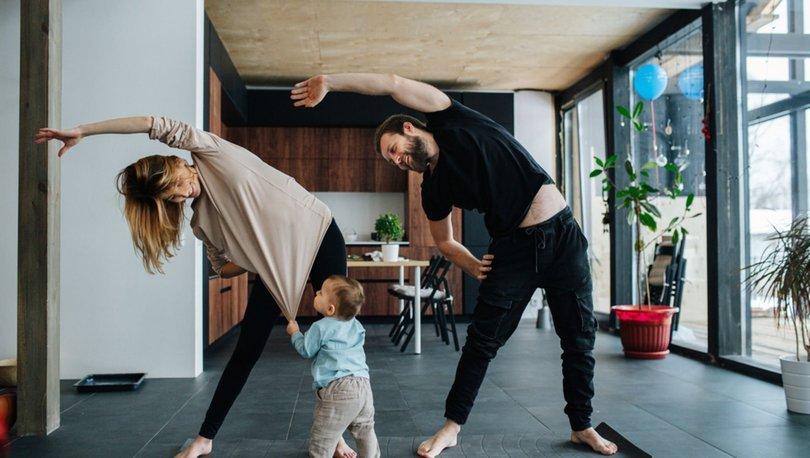 Evde egzersiz yaparken bu 9 kurala dikkat! - Haberler
