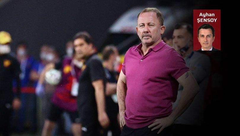 TALEPLER NETLEŞTİ! İşte Sergen Yalçın'ın Beşiktaş'tan talepleri - Son dakika Beşiktaş Haberleri