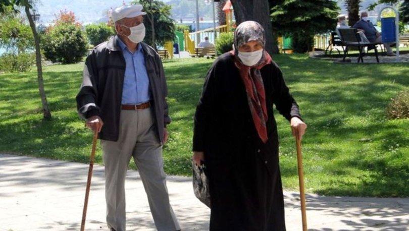 65 yaş üstü yasak var mı? 65 yaş üstü sokağa çıkma yasağı, seyahat yasağı var mı?