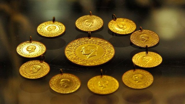 YÜKSELİŞTE! Altın fiyatları son durum! SON DAKİKA: 5 Haziran 2021 altın fiyatları, çeyrek altın, gram altın fiyatları CANLI