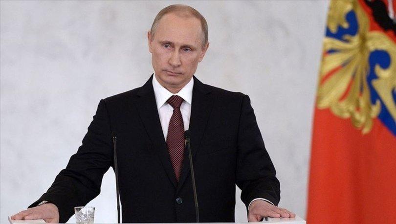 """Putin: """"Filistin sorununun çözümüne dair konuların arka plana veya kenara atılmaması önemli"""""""