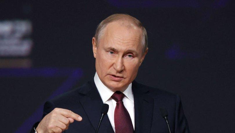 Rusya'yı gerileyen güç olarak tanımlayan MI6 Başkanı Moore'a, Putin'den yanıt