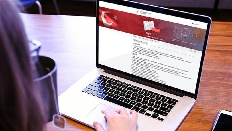 Atama kararları Resmi Gazete'de yayımlandı