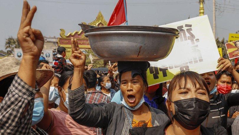 Myanmar, ASEAN elçilerinin ziyaretine güvenmiyor