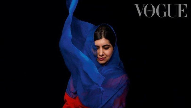 Malala Yusufzay: ''Vizyonu ve misyonu olan genç bir kızın kalbinde taşıdığı gücü bilirim.''