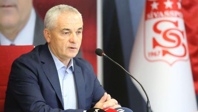 Sivasspor, Rıza Çalımbay ile sözleşme yeniledi