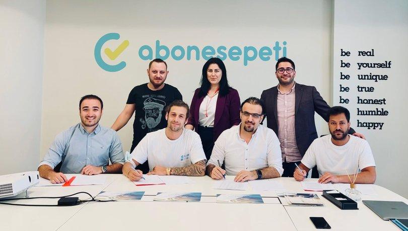 Abonesepeti'ne 2 milyon dolar değerinde yatırım geldi