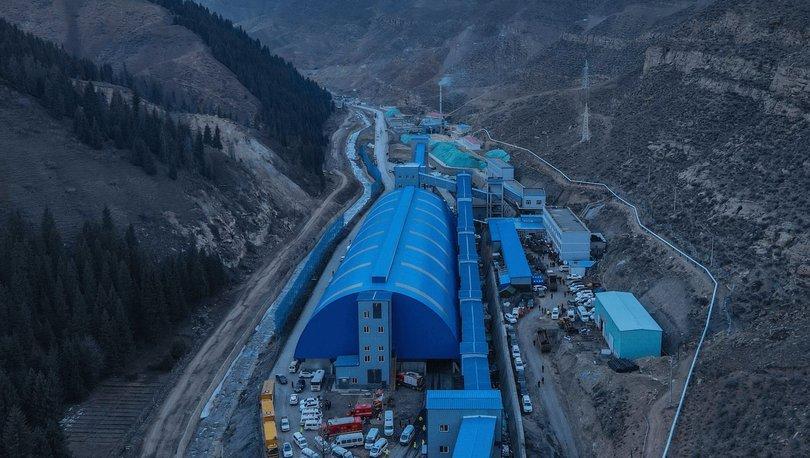 Çin'de kömür madeninde patlamada iki kişi hayatını kaybetti 6 kişi ise kayıp