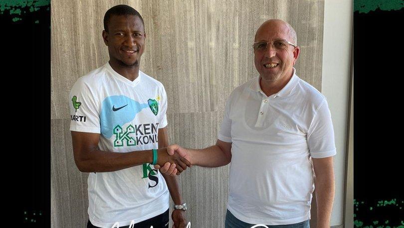 Kocaelispor, Abdoulaye Cisse'yi transfer etti