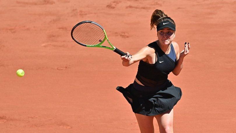 Svitolina, Fransa Açık'a 3. turda veda etti