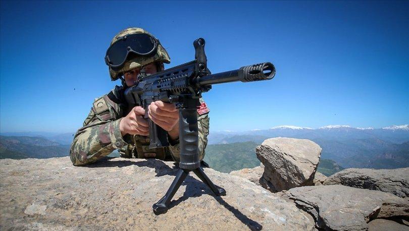SON DAKİKA  Van Başkale'de terör örgütüne operasyon! Teröristler etkisiz hale getirildi