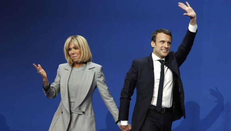 Fransa'da Macron çiftinin eski imaj danışmanı,
